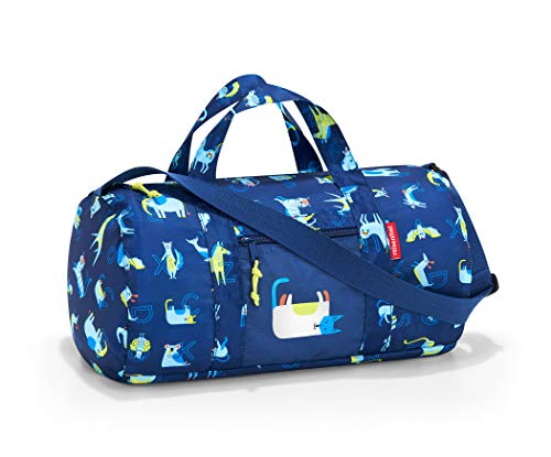 reisenthel mini maxi dufflebag S kids 38 x 21 x 21 cm 10 Liter blue