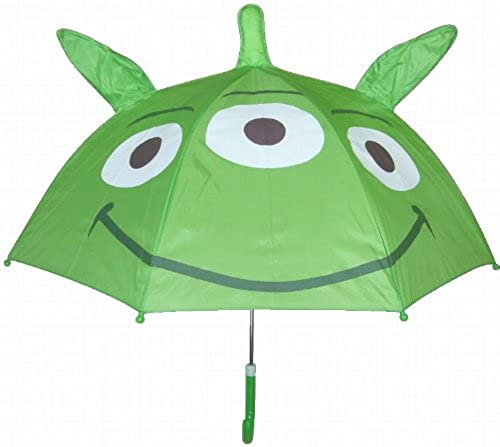Character with the ear umbrella Little Grün Men (japan import)