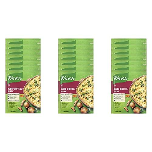 Knorr Fix Nudel-Broccoli Auflauf 3 Portionen (21 x 46 g)