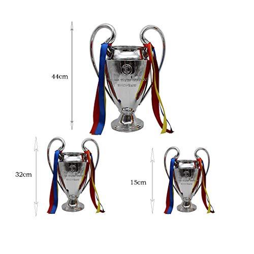 Trofeo de Arte, réplica de la Copa Mundial, Copa Mundial de la FIFA, Copa de Campeones de Europa, Personalización del Trofeo C ROM Messi