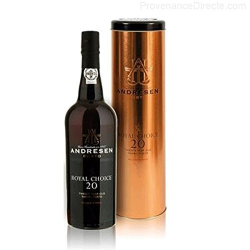 Andresen - Portwein Royal Choice 20 years - 750ml