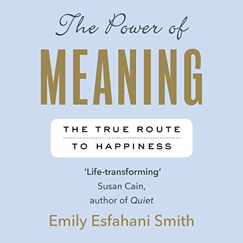 Couverture de The Power of Meaning