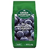 Green Mountain Coffee Roasters Wild Mountain Blueberry, Ground Coffee, Flavored Light Roast, Bagged 12 oz