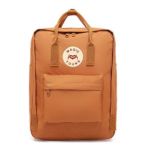Backpack Leisure Backpack Male/Female Student Schoolbag Boy/Girl Campus Schoolbag Teenager Outdoor Travel Camping Light Bag16L