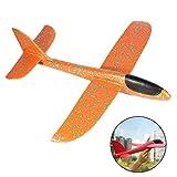 Modo De Vuelo Planeador Inercia Planes Instrucciones De Uso Aviones De Lanzamiento Del Vuelo De Aeronaves Para Niños Aire Libre 36cm