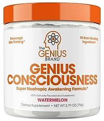 Image of Genius Consciousness -...: Bestviewsreviews