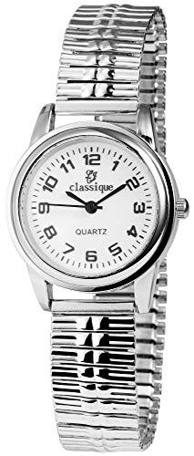 Classique Damen - Uhr Zugarmband Metall Analog Quarz 1700016