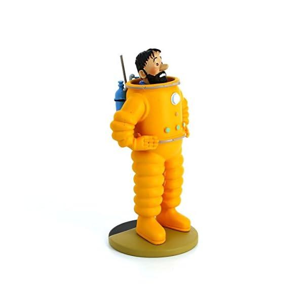 Haddock Astronaut 1