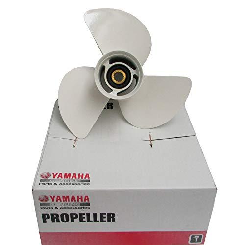 OEM Yamaha Aluminum 3 Blade Prop Propeller 14 x 11 6E5-45954-00-00