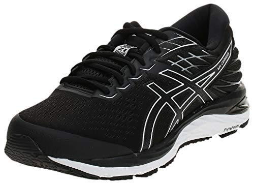 Asics GEL-Cumulus 21, Men's Running Shoes, Black/White, 9.5 UK (44.5 EU)