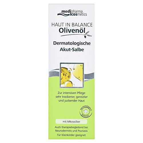 Oliven�l Haut in Balance Akut-Salbe, 75 ml