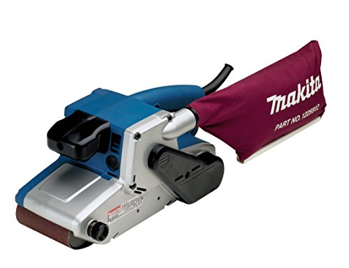 Makita 9404J bandschuurmachine 100 mm, 17 x 210 mm