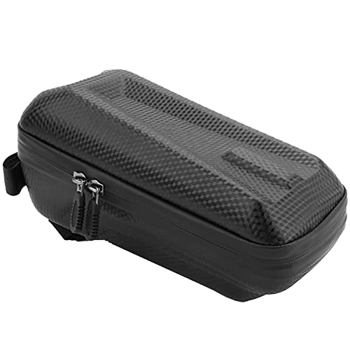 SPYMINNPOO Front Frame Bag, Mountain Bike Front Frame Bag Bicycle Front Tube Hard Shell Storage Pouch