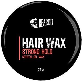 Beardo Hair Wax Strong Hold 75gm