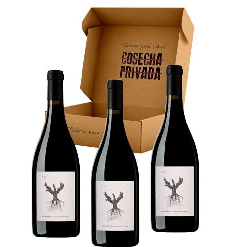 Psi Dominio de Pingus - Envío Gratis 24 H - 3 Botellas - Ribera del Duero - Vino Tinto - Seleccionado y enviado por Cosecha Privada
