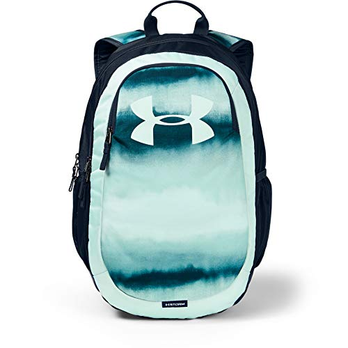 Under Armour Adult Scrimmage Backpack 2.0 , Seaglass Blue (405)/Seaglass Blue , One Size Fits All