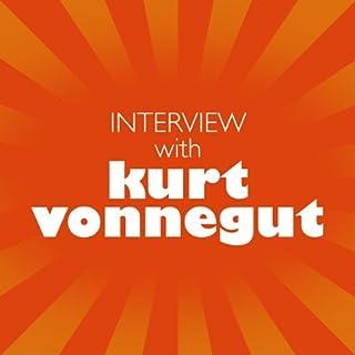 Interview with Kurt Vonnegut audiobook cover art