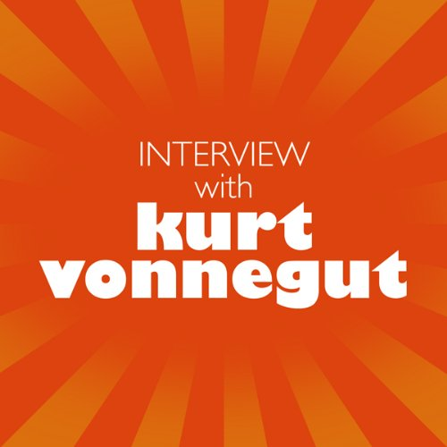Interview with Kurt Vonnegut audiobook cover art