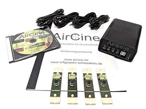 AirCine Schiesskino Komplettpaket
