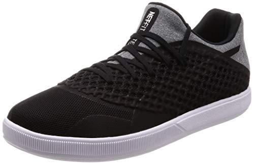 Puma Unisex-Erwachsene 365 Netfit LITE Multisport Indoor Schuhe, Schwarz Black White 3, 40 EU