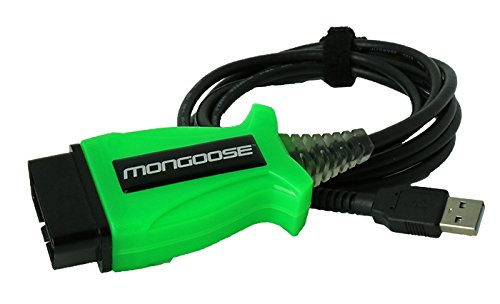 Best Deals! Drew Tech Mongoose Pro OEM Diagnostics and Programing Cable Compatible with Toyota 2 (MF...