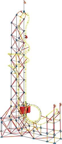Knex – Sky Sprinter – Achterbahn-Bausatz – 797 Bausteine
