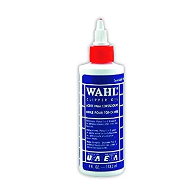 Wahl Professional Animal Blade Oil for Pet Clipper and Trimmer Blades (#3310-230) from Wahl Clipper Corp.