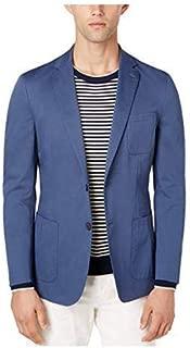 Men's Fallon Slim-Fit Sport Coat, 44R, Slate Blue