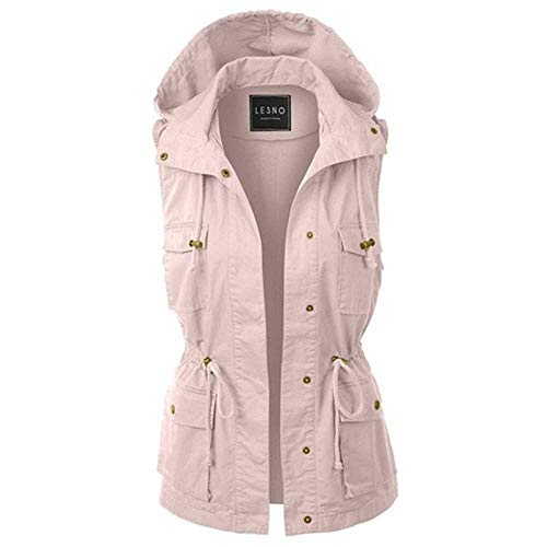 Casual Winter Warm Plus Size Zwart Lange Vesten Vrouwen Groen Hooded Button Pocket Herfst Vrouwelijke Mode Tailleband