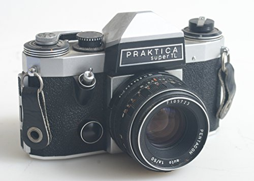 35 mm Filmkamera Super TL 50 mm F 1.8
