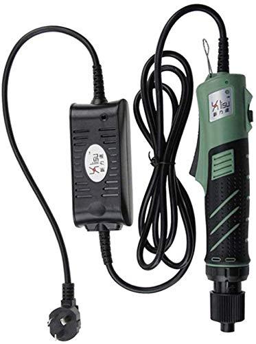 Dmqpp 5D25 Mini-schroevendraaier, met de hand rechte schacht elektrische schroevendraaier, plug-in volautomatische schroevendraaier met hoog draaimoment