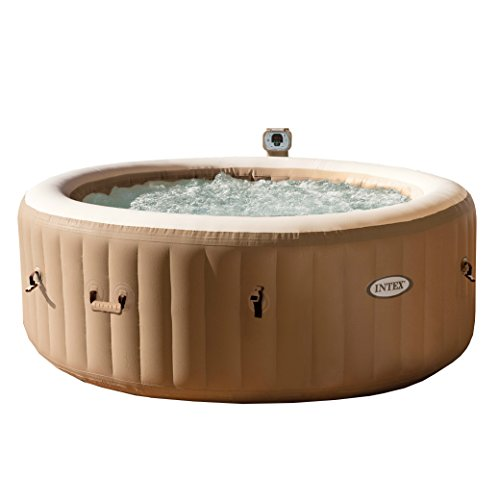Intex 77-Inches PureSpa Portable Bubble Massage Spa Set