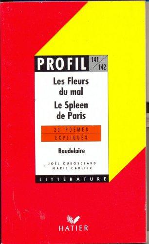 Le Spleen De Paris (Classiques Garn)