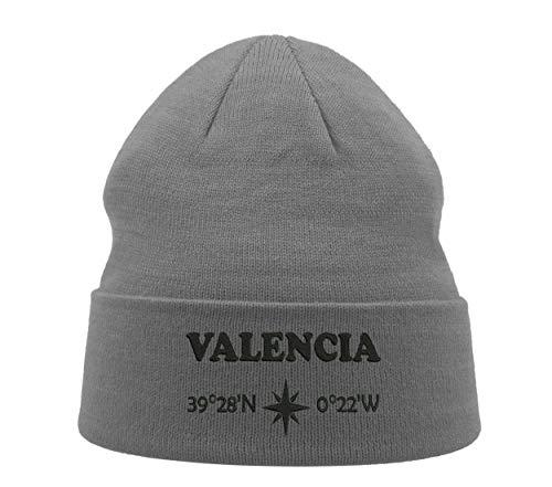 Valencia Coordina España Ciudad Viajes Bordado Invierno...
