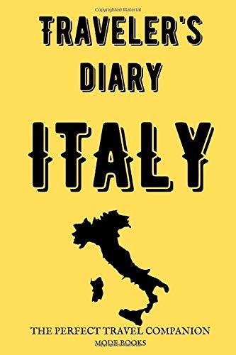 Traveler's Diary ITALY: THE PERFECT TRAVEL COMPANION
