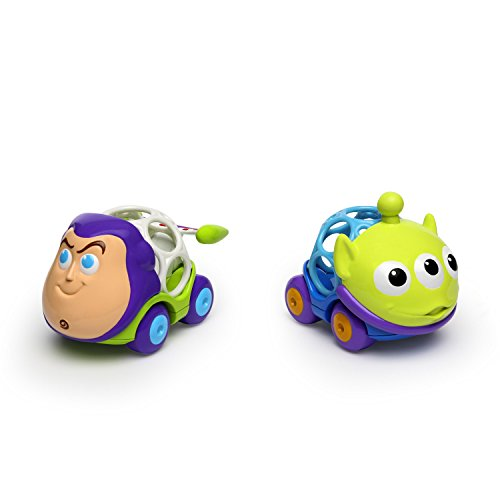 Buy Disney Baby Go Grippers Toy Story Push Cars from Oball, Ages 12 Months +