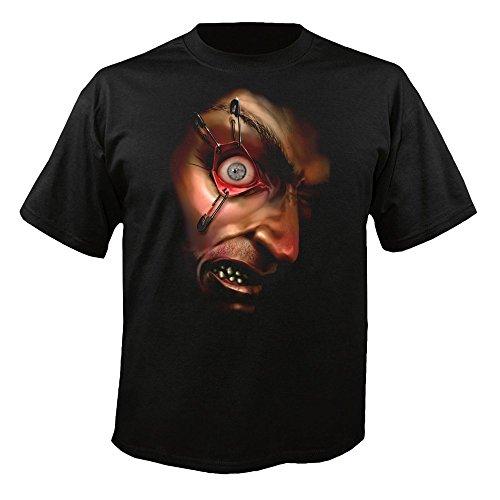 joker DDTME-L - T-Shirt Orror, Nero