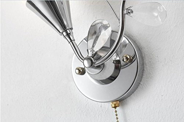 Wlxsx Kreative Nachtlichtlampe Der Amerikanischen Einfachen Led Warmen Nachttischlampe