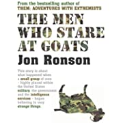 The Men Who Stare at Goats by Jon Ronson (2004-11-05)