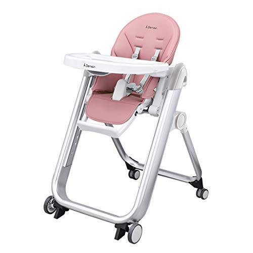 Baby-Esszimmerstuhl, multifunktionaler Kindersitz, Wachstumsstuhl, Esszimmerstuhl, klappbarer Esszimmerstuhl