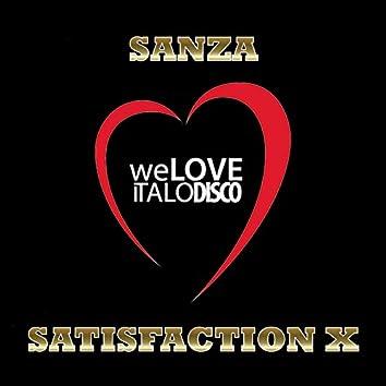 Satisfaction X (Italo Disco)
