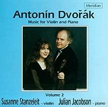 Dvorak: Music for Violin & Piano Volume 2