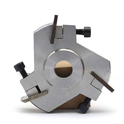 Hoja para tallar madera de avión turbo de carpintería para amoladora angular de 100 mm, 115 mm de disco de 4 1/2 pulgadas