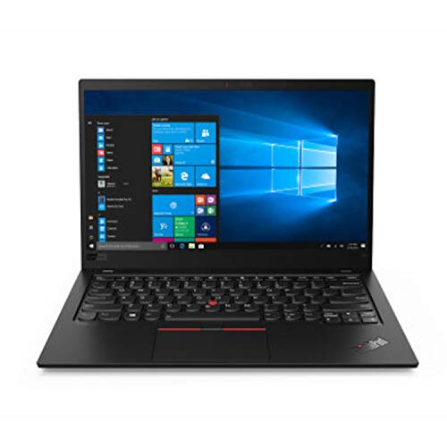 Lenovo ThinkPad x1 Carbon 35,5 cm (14 Zoll) UHD Ultrabook (Intel Core i7-8565U, 1TB SSD, 16GB RAM, Dolby Atmos, Dolby Vision HDR 400, WLAN, Webcam, Win 10 Pro)