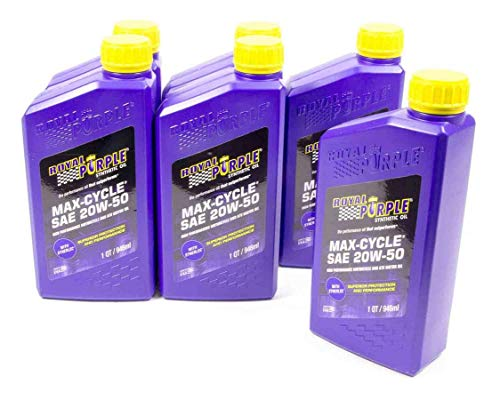 Royal Purple Max-Cycle 20W-50 High Performance...