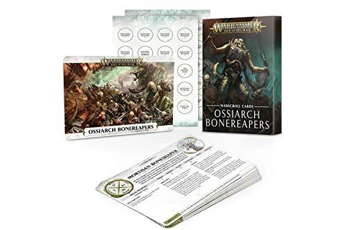 Games Workshop Age of Sigmar: Warscrolls: Ossiarch Bonereapers