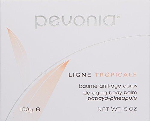 Pevonia De-Aging Body Balm Papaya-Pineapple, 5 oz