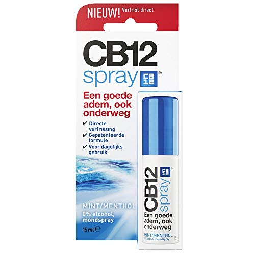 Cb12 Mondspray, 15ml
