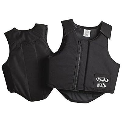 Tough 1 Bodyguard Protective Vest, Black, Large by JT International, Inc.