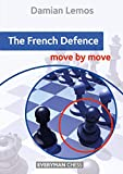 The French Defence Move By Move-Lemos, Damian